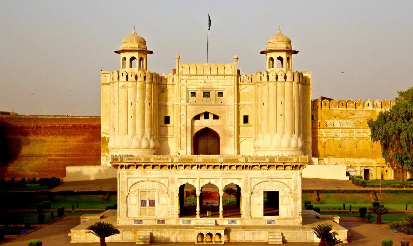 Lahore Fort (Shahi Qilla), Pakistan